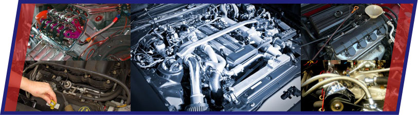 Wide Range of new & used engines